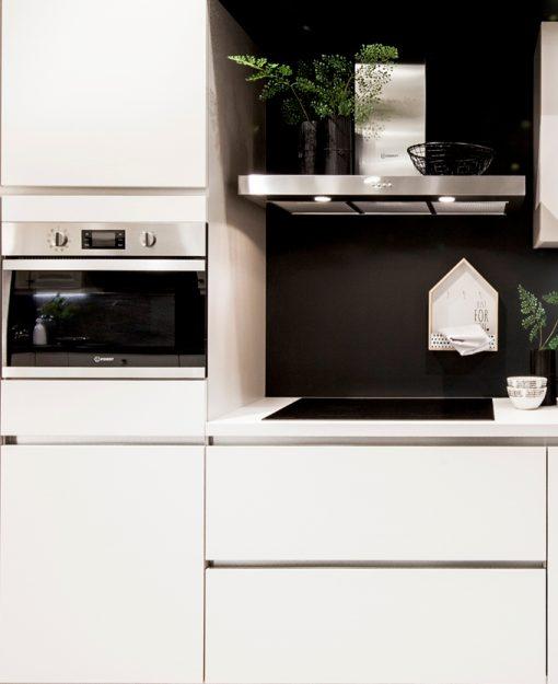 Kwaliteitsvolle oven en dampkap van Bauknecht