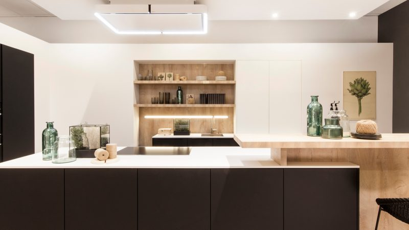 Moderne keuken met functioneel design