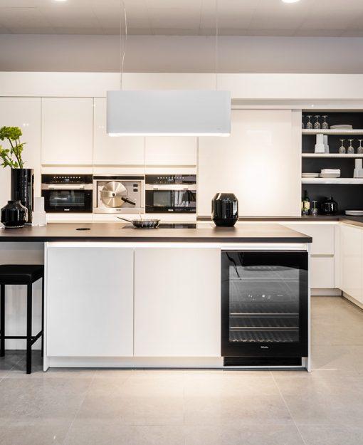 Witte Moderne DSM Keuken