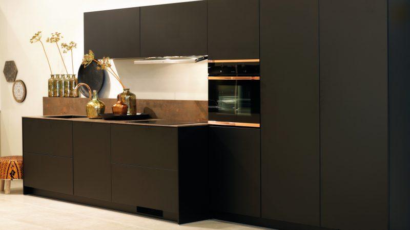 Zwarte Keuken | DSM Keukens