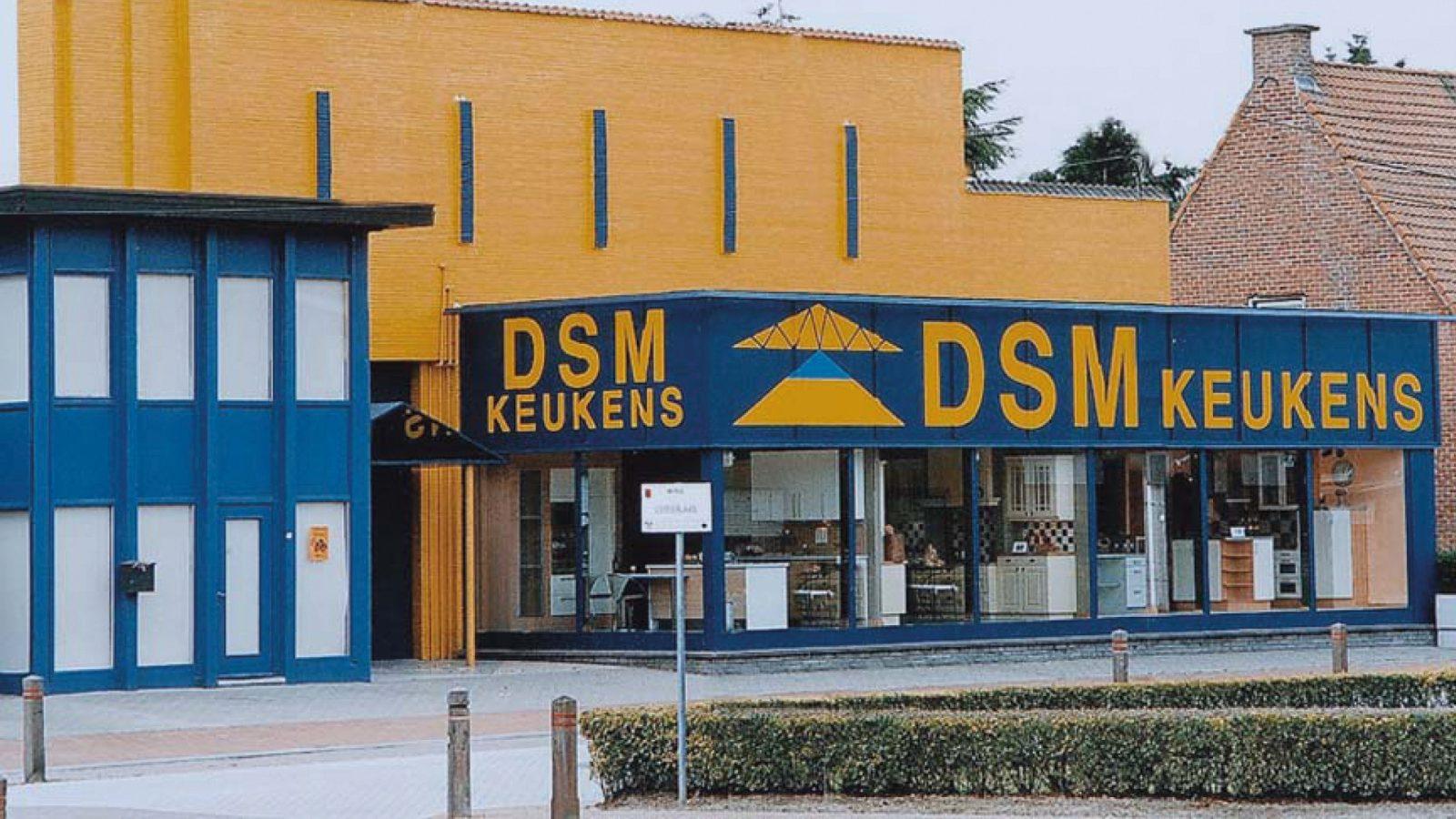 Familiegeschiedenis DSM Keukens