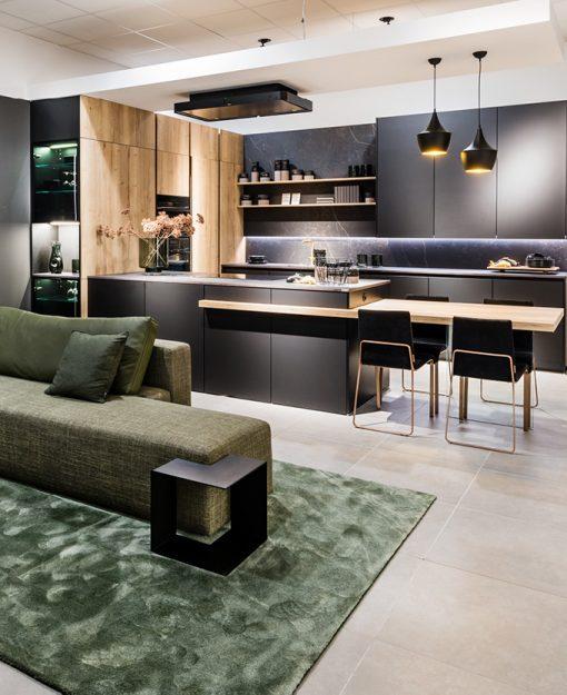 Moderne keuken DSM More